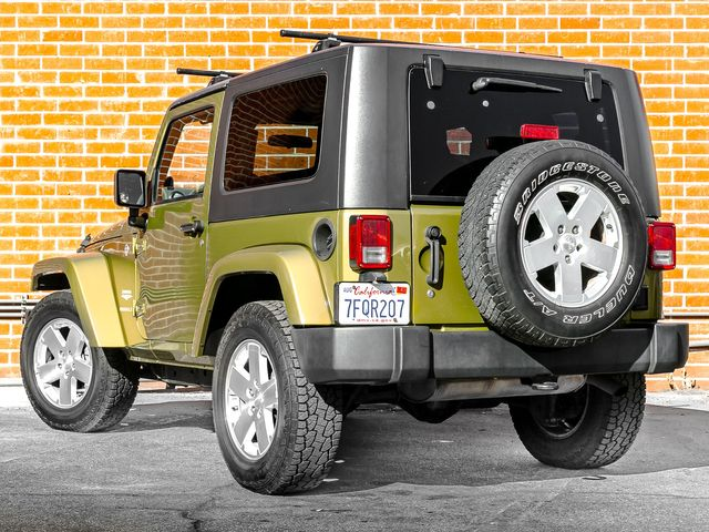 2007 Jeep Wrangler Sahara Burbank, CA 5