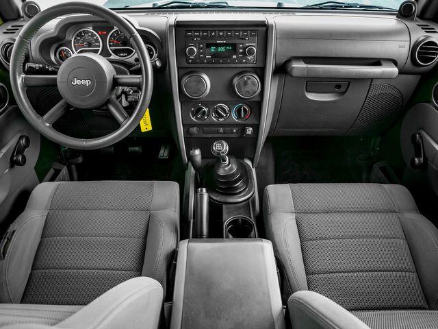 2007 Jeep Wrangler Sahara Burbank, CA 8