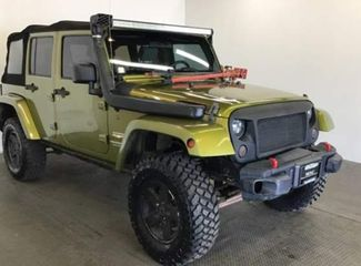 2007 Jeep Wrangler Unlimited Sahara in Cincinnati, OH 45240