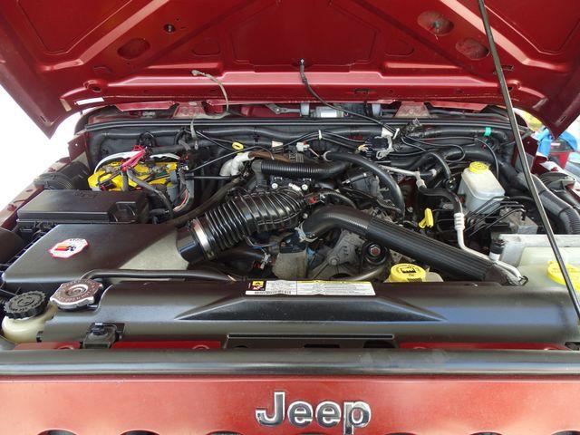 2007 Jeep Wrangler X Corpus Christi, Texas 12