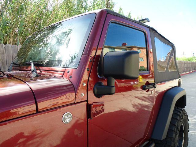 2007 Jeep Wrangler X Corpus Christi, Texas 10