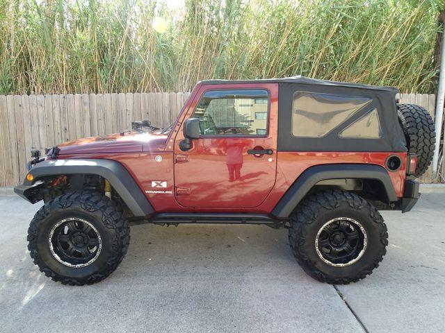 2007 Jeep Wrangler X Corpus Christi, Texas 4