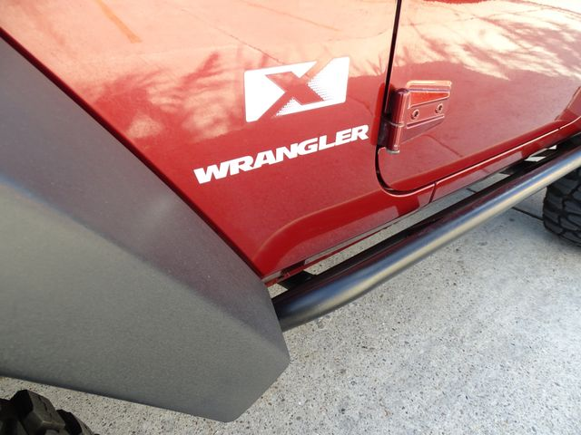 2007 Jeep Wrangler X Corpus Christi, Texas 8