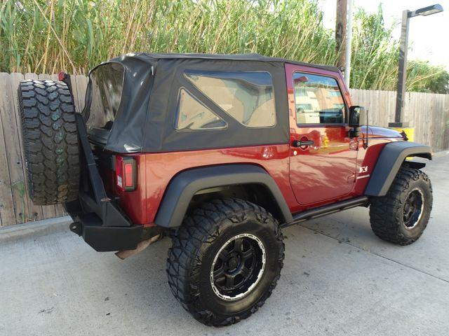 2007 Jeep Wrangler X Corpus Christi, Texas 3