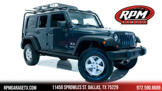 2007 Jeep Wrangler Unlimited X with Many Upgrades in Dallas, TX 75229