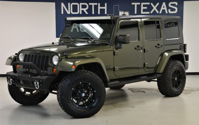 2007 Jeep Wrangler Unlimited Sahara in Dallas, TX 75247