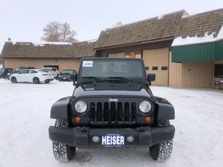 2007 Jeep Wrangler Sahara  city ND  Heiser Motors  in Dickinson, ND
