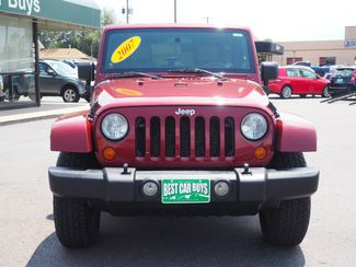 2007 Jeep Wrangler Unlimited Sahara Englewood, CO 1