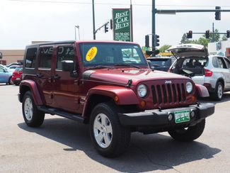2007 Jeep Wrangler Unlimited Sahara Englewood, CO 2