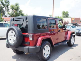 2007 Jeep Wrangler Unlimited Sahara Englewood, CO 5