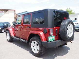 2007 Jeep Wrangler Unlimited Sahara Englewood, CO 7