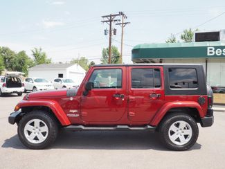 2007 Jeep Wrangler Unlimited Sahara Englewood, CO 8