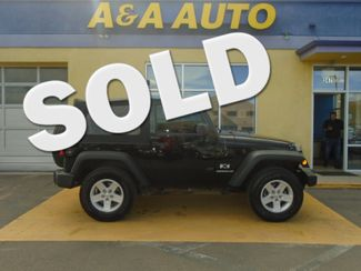 2007 Jeep Wrangler X in Englewood, CO 80110