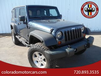 2007 Jeep Wrangler Unlimited Rubicon in Englewood, CO 80110