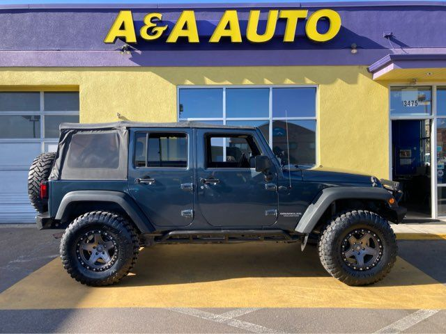 2007 Jeep Wrangler Unlimited X in Englewood, CO 80110