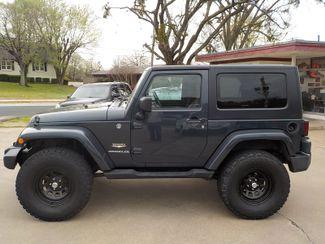 2007 Jeep Wrangler Sahara Fayetteville , Arkansas 1