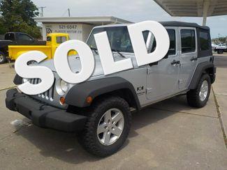 2007 Jeep Wrangler Unlimited X Fayetteville , Arkansas