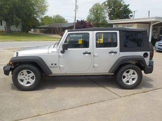 2007 Jeep Wrangler Unlimited X Fayetteville , Arkansas 1