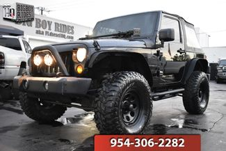2007 Jeep Wrangler X in FORT LAUDERDALE, FL 33309