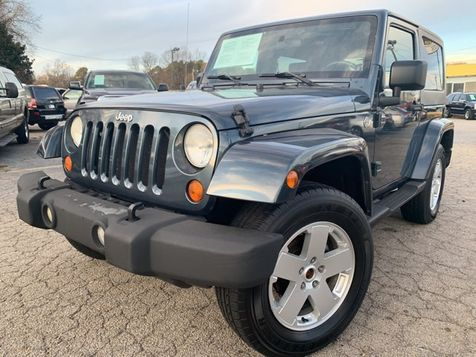 2007 Jeep Wrangler Sahara in Gainesville, GA