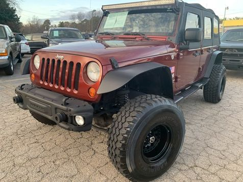 2007 Jeep Wrangler Unlimited X in Gainesville, GA