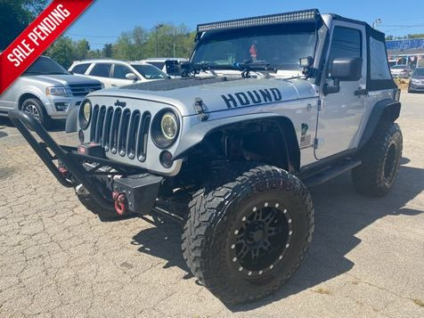 2007 Jeep Wrangler X in Gainesville, GA