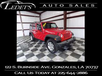 2007 Jeep Wrangler in Gonzales Louisiana