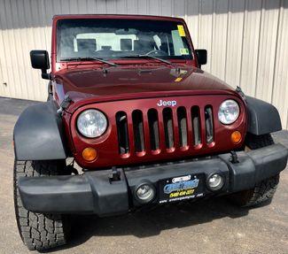 2007 Jeep Wrangler X in Harrisonburg, VA 22802