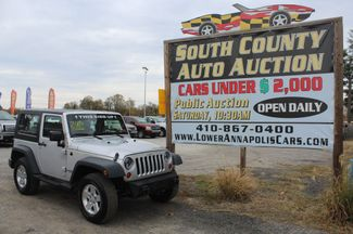 2007 Jeep Wrangler in Harwood, MD