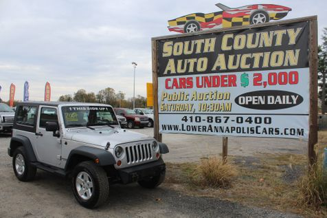2007 Jeep Wrangler X in Harwood, MD