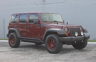 2007 Jeep Wrangler Unlimited X Hollywood, Florida 26