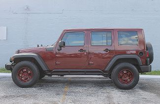 2007 Jeep Wrangler Unlimited X Hollywood, Florida 8