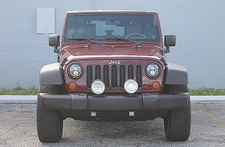 2007 Jeep Wrangler Unlimited X Hollywood, Florida 10