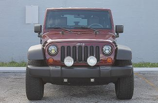 2007 Jeep Wrangler Unlimited X Hollywood, Florida 34