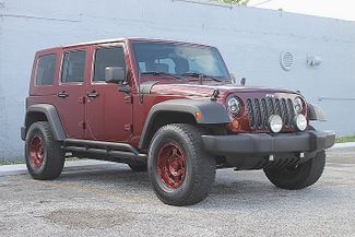 2007 Jeep Wrangler Unlimited X Hollywood, Florida 33