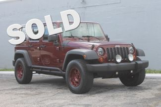 2007 Jeep Wrangler Unlimited X Hollywood, Florida