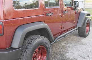 2007 Jeep Wrangler Unlimited X Hollywood, Florida 4