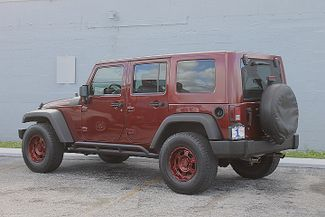 2007 Jeep Wrangler Unlimited X Hollywood, Florida 6