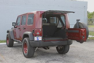2007 Jeep Wrangler Unlimited X Hollywood, Florida 28