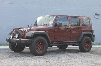 2007 Jeep Wrangler Unlimited X Hollywood, Florida 9