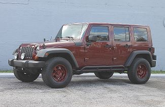 2007 Jeep Wrangler Unlimited X Hollywood, Florida 19
