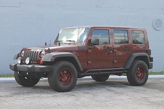 2007 Jeep Wrangler Unlimited X Hollywood, Florida 27