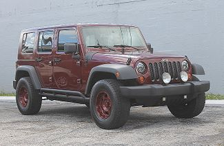 2007 Jeep Wrangler Unlimited X Hollywood, Florida 43