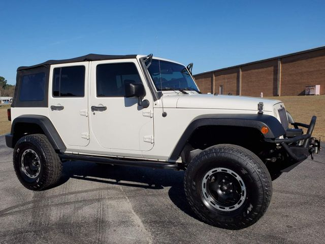 2007 Jeep Wrangler Unlimited X in Hope Mills, NC 28348