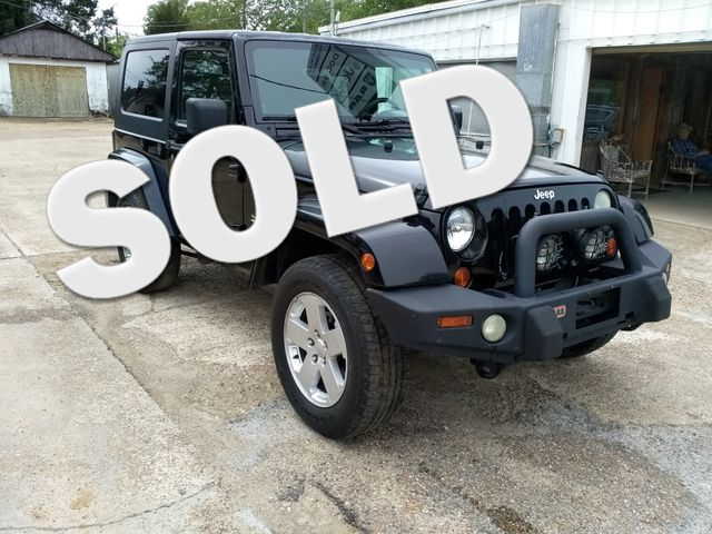2007 Jeep Wrangler Sahara Houston, Mississippi
