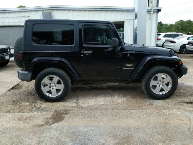 2007 Jeep Wrangler Sahara Houston, Mississippi 3