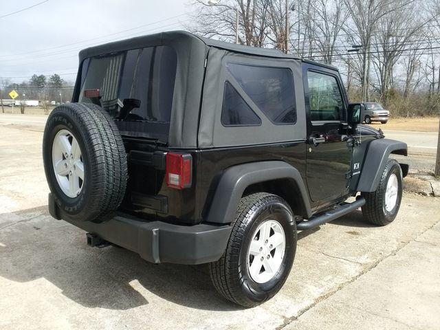 2007 Jeep Wrangler X Houston, Mississippi 5