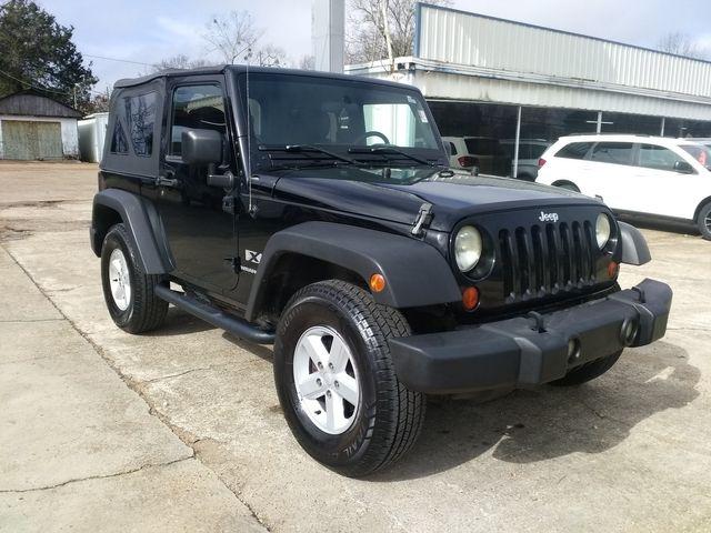2007 Jeep Wrangler X Houston, Mississippi 1