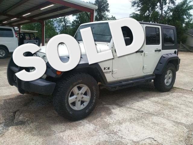2007 Jeep Wrangler Unlimited X Houston, Mississippi