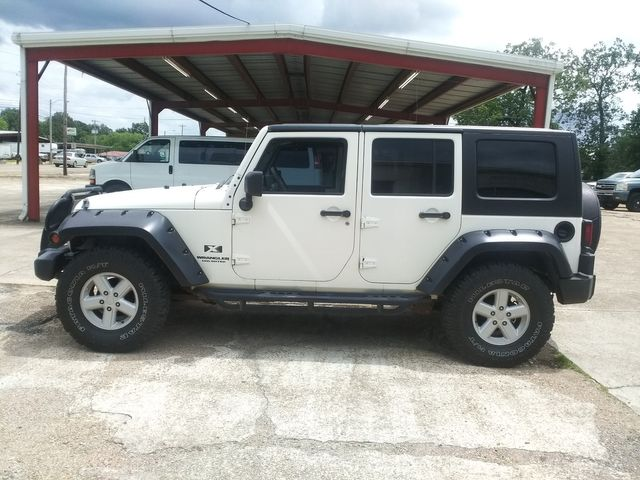 2007 Jeep Wrangler Unlimited X Houston, Mississippi 2